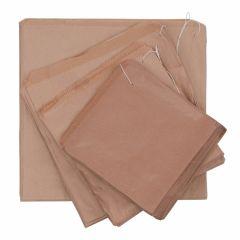 Brown Kraft Paper Bags Strung