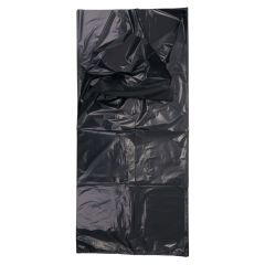 20x34x47 Xtra Heavy Duty Black Compactor Sack Clearly 35mu Bxd 100
