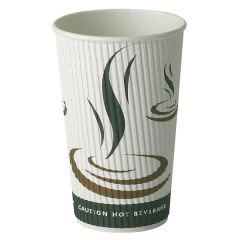 Weave-Wrap Ripple Cup by Dispo